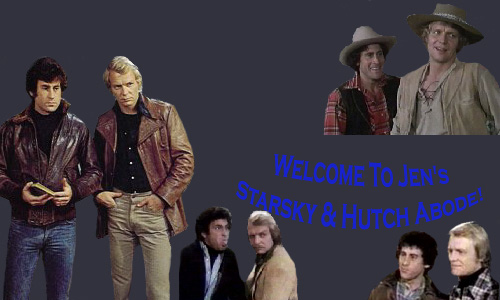 Welcome To Jen's Starsky & Hutch Abode
